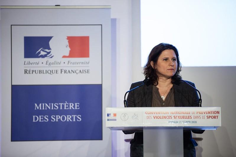 21 février 2020 : Convention nationale sur la prévention des violences sexuelles dans le sport