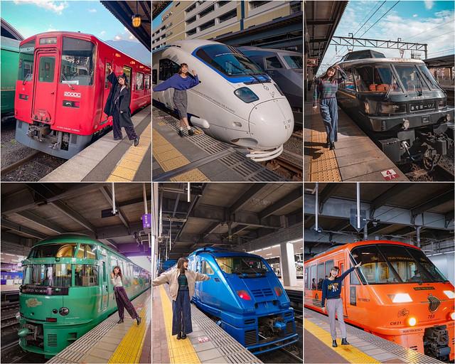 JR Kyushu Rail Pass - All Kyushu Area Pass 5 DAYS