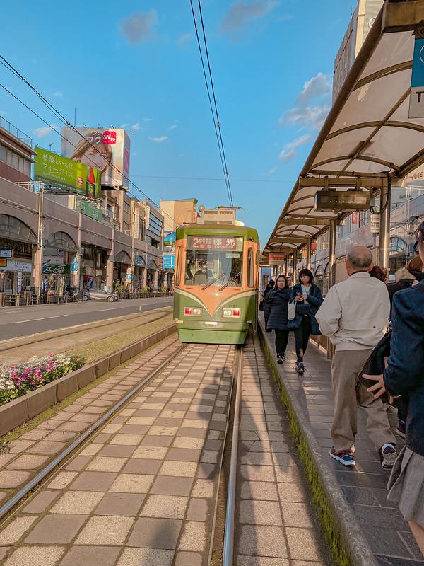Kagoshima City Tram