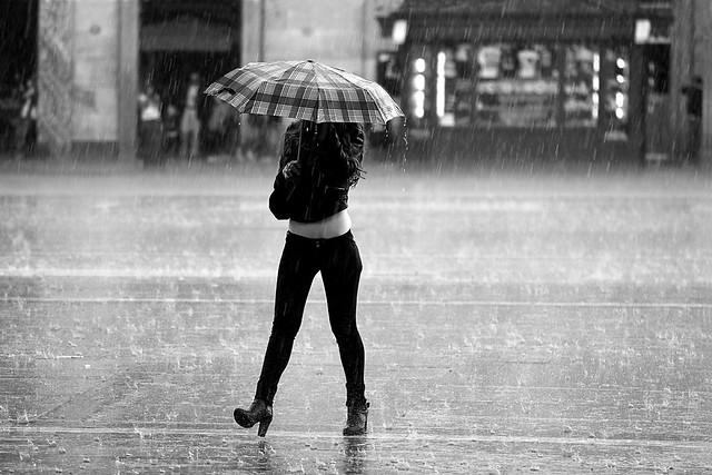 Regen macht schön!