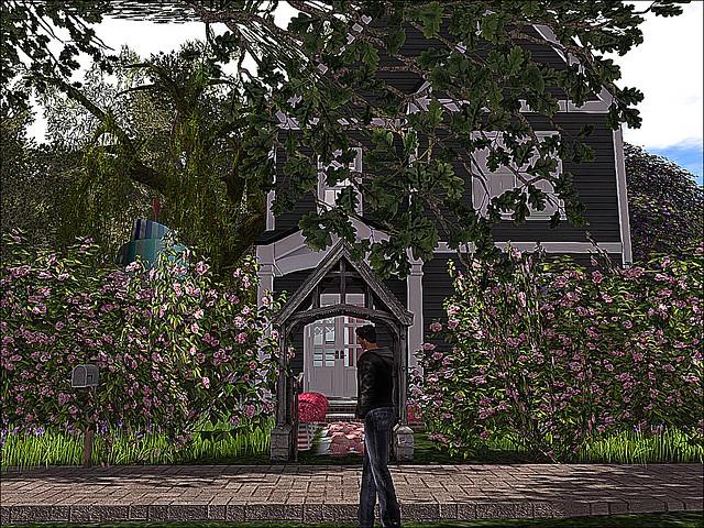 Belliseria - Shady Corners - Finding Wonderland