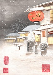 More winter decorations - 12 December 2019
