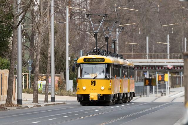 T4D-MT 224 267, Dresden