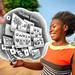 Pencil Vs Camera - Inclusion Financière et Education bancaire - Trust Merchant Bank - Banque TMB - Kinshasa, Republique Democratique du Congo - Ben Heine Art
