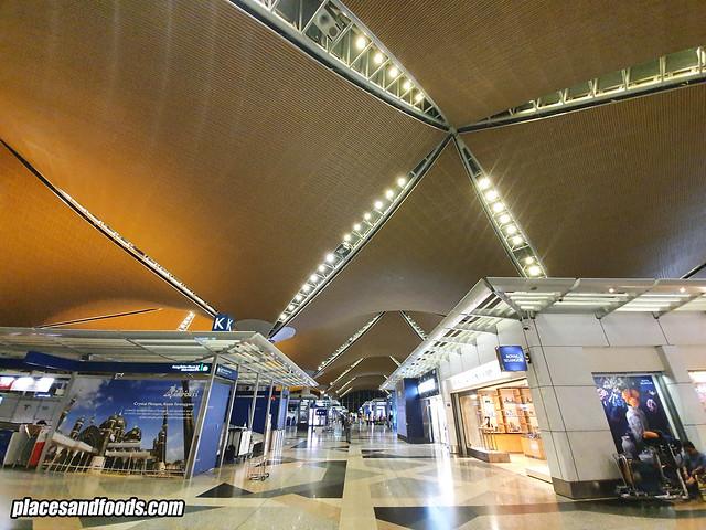 klia airport 2020