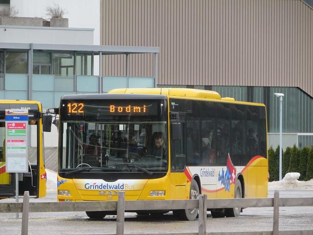 Grindelwald Bus