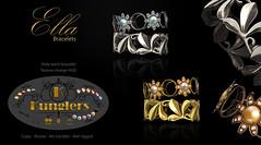 KUNGLERS - Ella bracelets