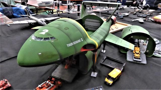 Thunderbird 2 - Large Scale Model.