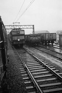 Sheffield-Penistone in the rain
