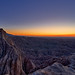 Beautiful Sunrise at Font's Point - Anza Borrego Desert State Park, California