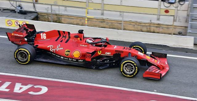 Ferrari SF1000 / Charles Leclerc / MCO / Scuderia  Ferrari