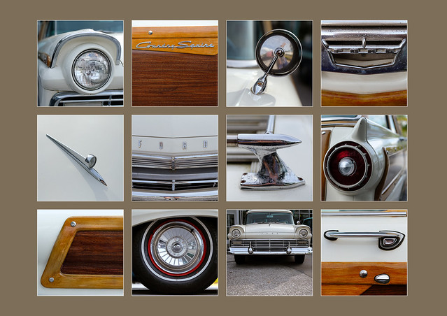 Ford Country Squire, Polyptych