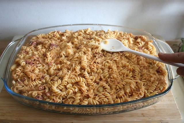 35 - Nudeln glatt streichen / Flatten pasta