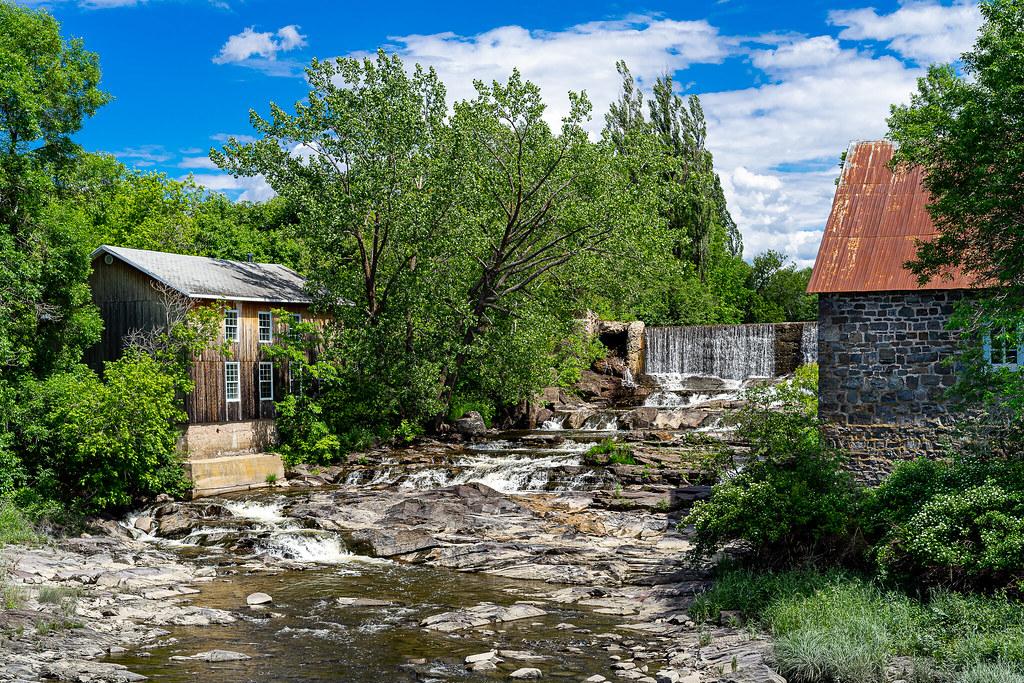 Moulin de la rivière Trois-Saumons 49569870253_2848df442b_b
