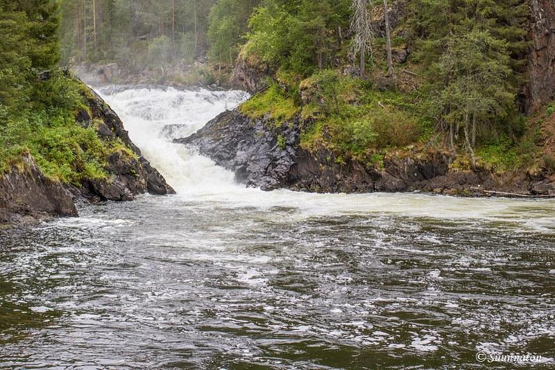 Jyrävä, Kuusamo