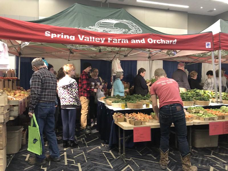 Winter Blues Farmers Market