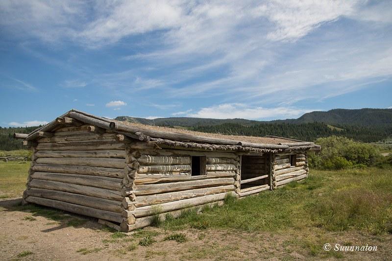 Cunningham Cabin, Grand Tetonin kansallispuisto