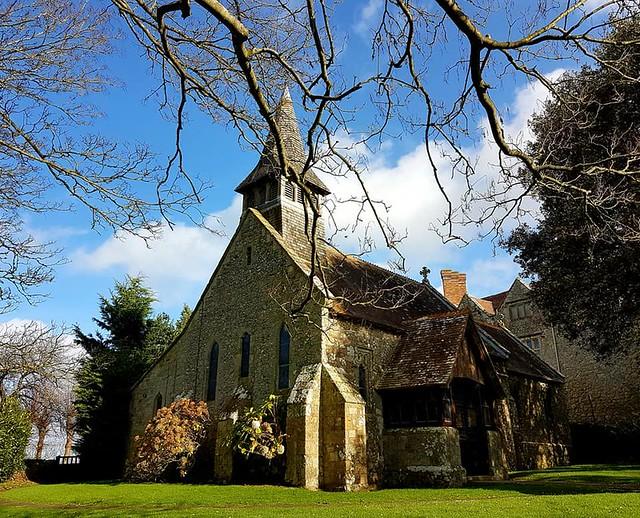 St John the Baptist Church, Yaverland Isle of Wight 1