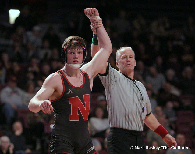 184: #11 Taylor Venz (Nebraska). 200222AMK0077