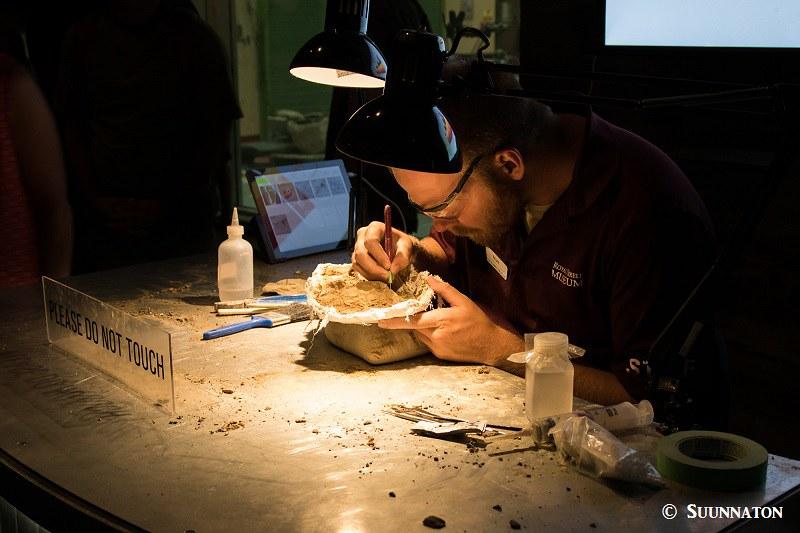 Paleontologi Royal Tyrrell