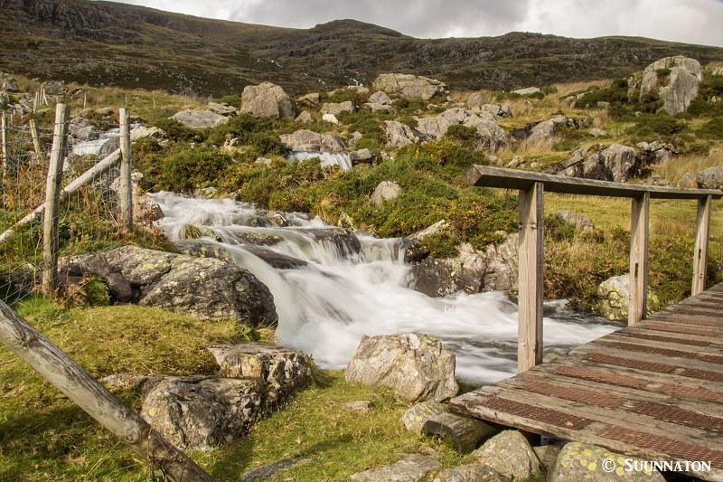 Snowdonian kansallispuisto, joki