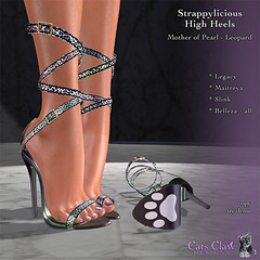 _CCD_ Strappylicious High Heels-AD-Mother of Pearl-Leopard