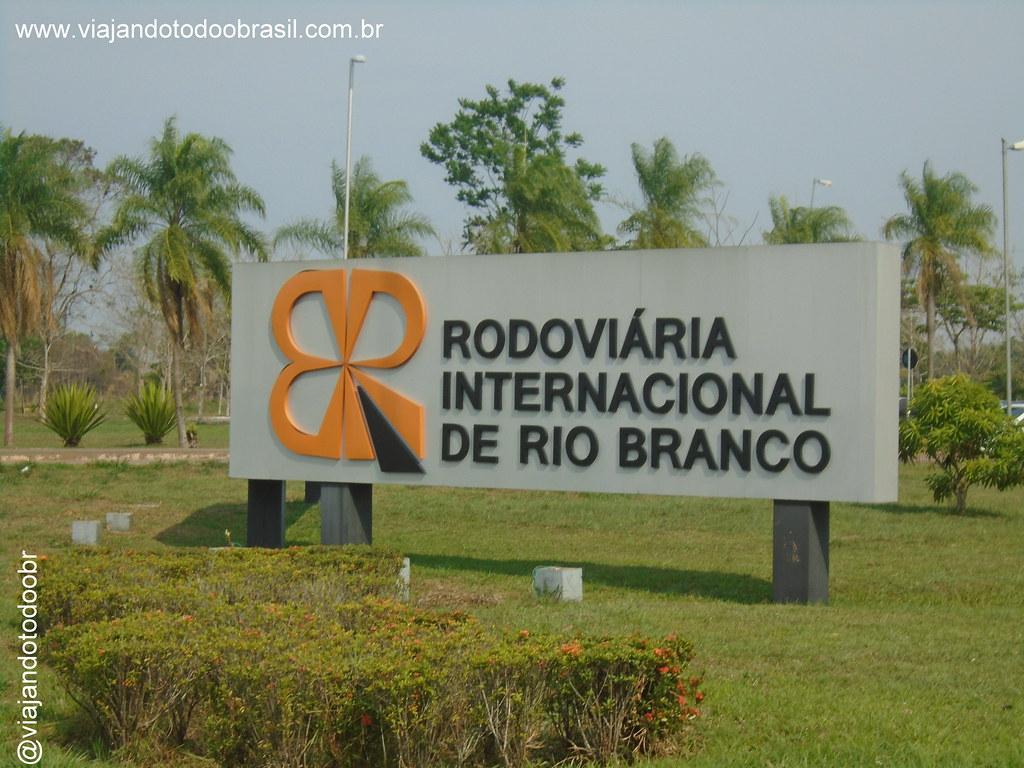 Rio Branco - Terminal Rodoviário
