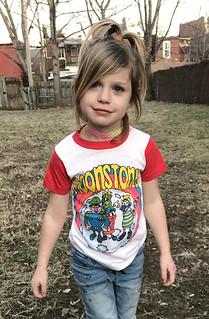 Vintage 1970's Ralston Moonstones Cereal T-Shirt