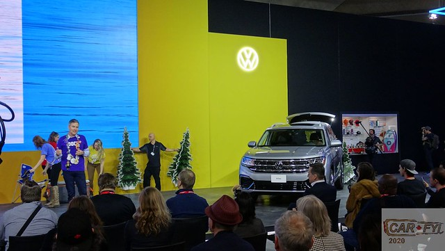 Volkswagen's 2020 CIAS Press Conference