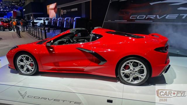 2020 Chevrolet Corvette Stingray Red Low Res