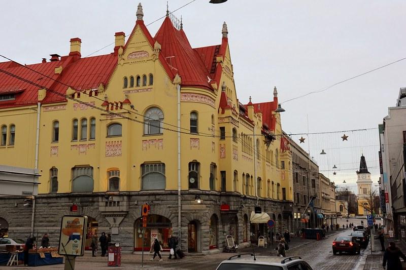 Tampere matkailu