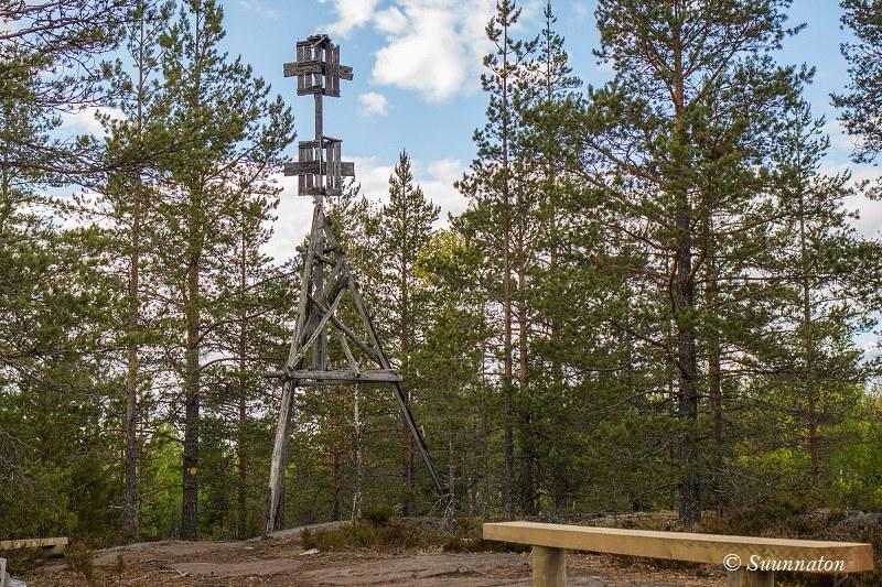 Kolmiomittaustorni, Etelä-Konneveden kansallispuisto