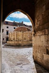Medieval cistern