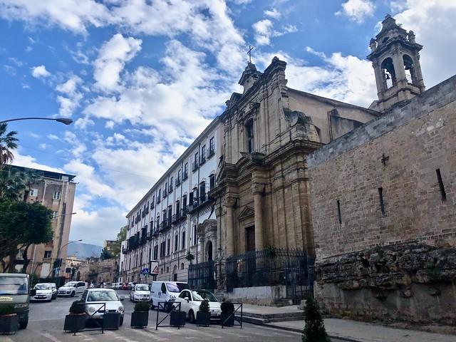 Palermo dall'alto