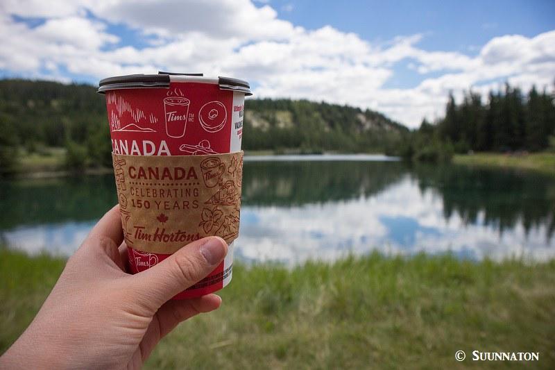 Kanadan road trip