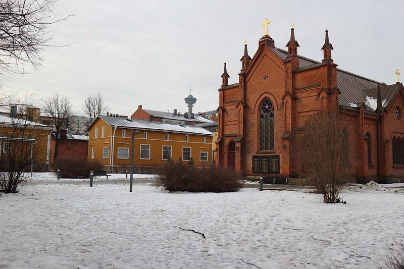 Tampere arkkitetuuri