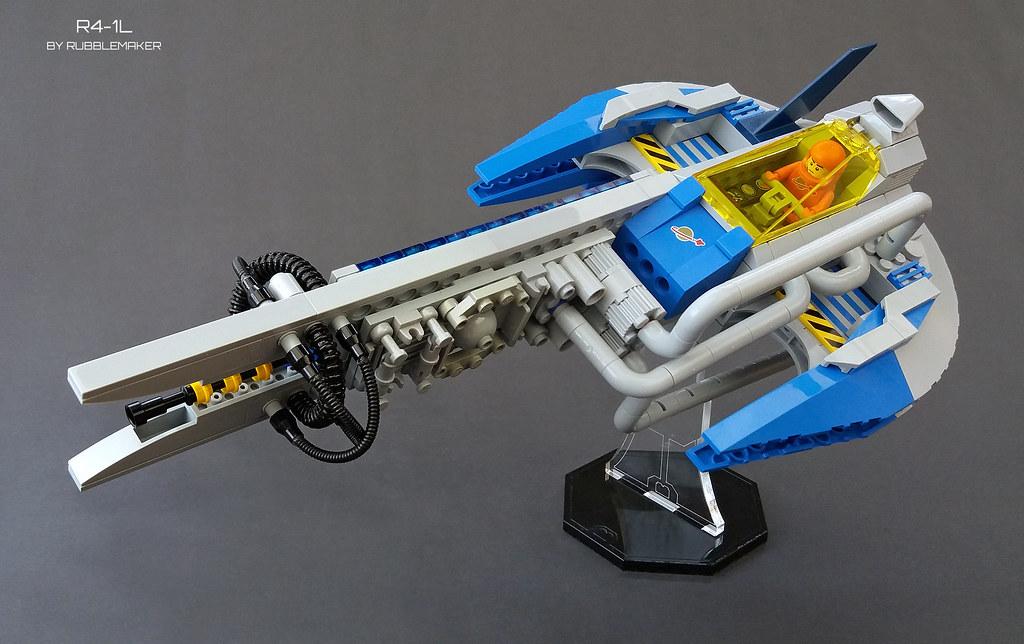 MOC - R4-1L Precision Fighter