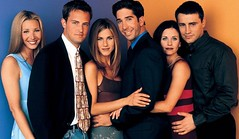 "Vuelve la popular serie de TV ""Friends""  por HBO Max"