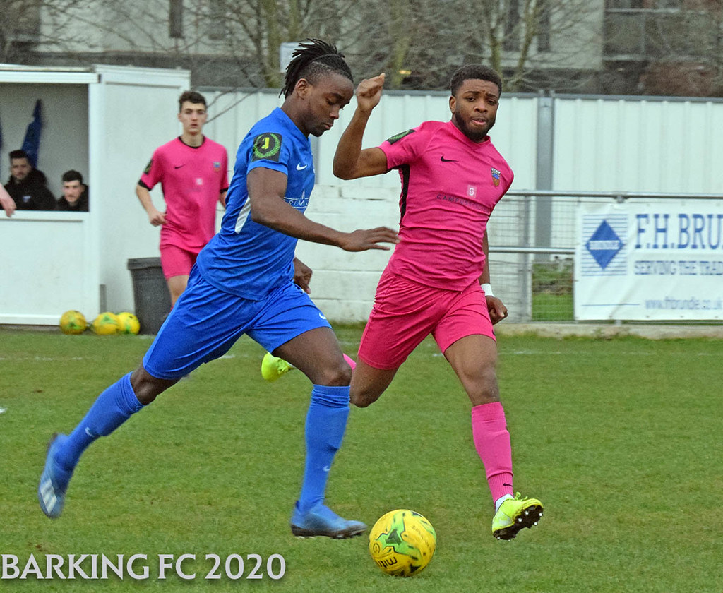 Barking FC v Tooting & Mitcham United FC - Saturday February 22nd 2020
