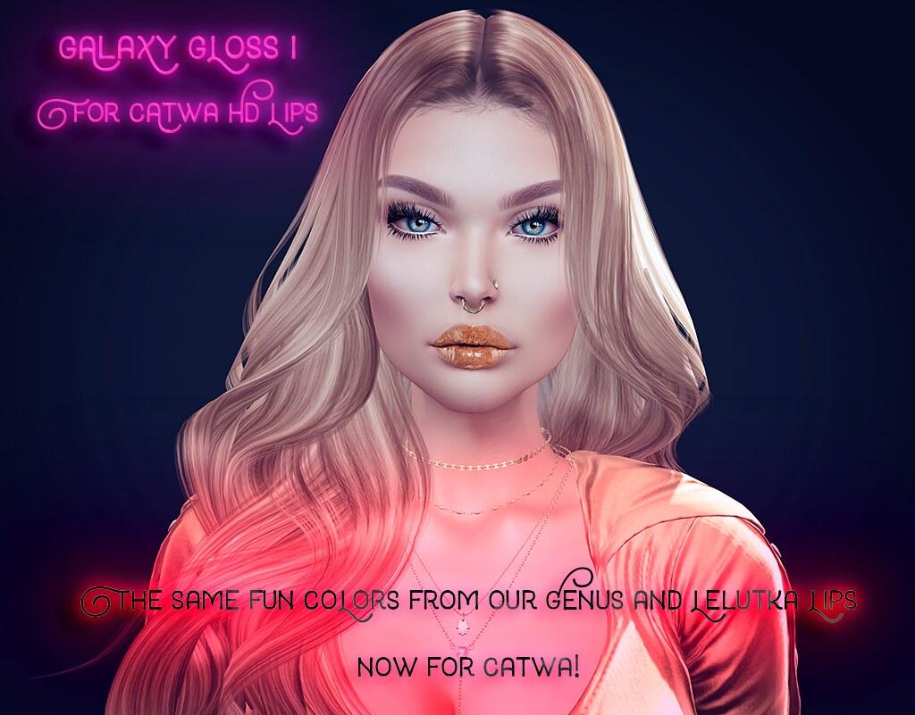 Voodoo - Galaxy 1 Catwa Ad