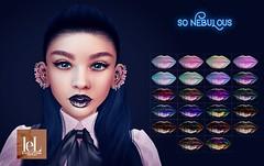 Voodoo - So Nebulous Lelutka Evolution Ad