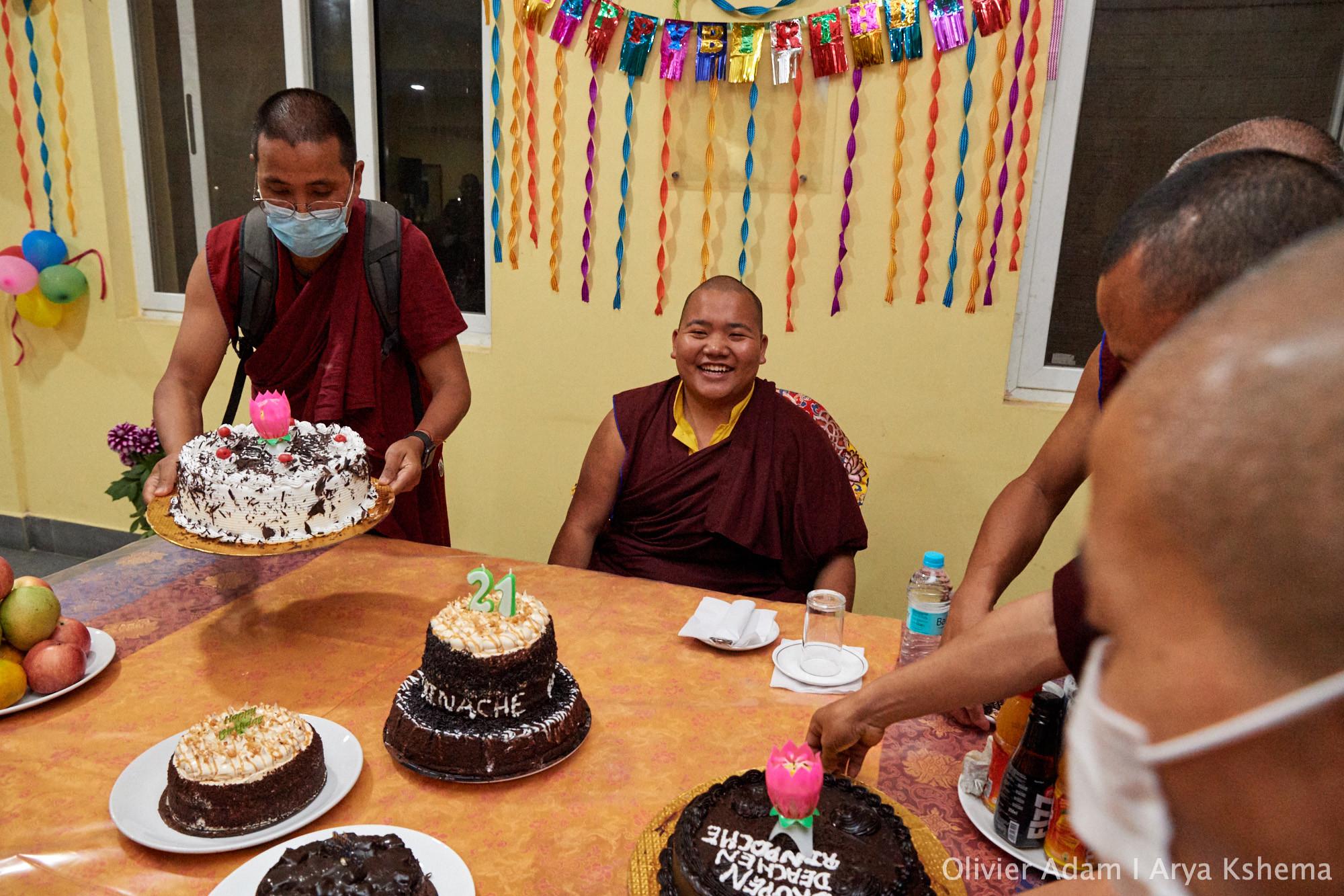 2020.02.21 Drupon Dechen Rinpoche's Birthday