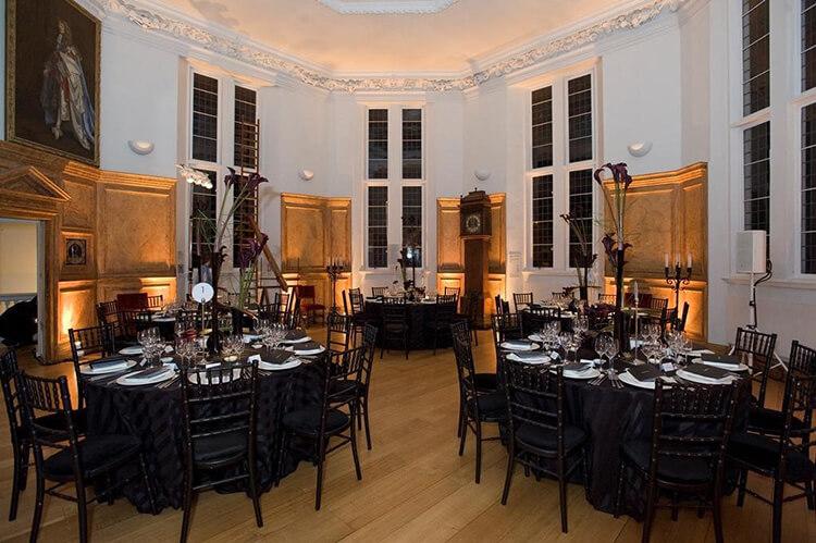 hotel ballroom in London