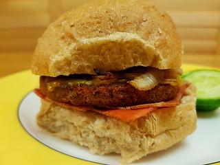 BBQ Bacon Cheeseburgers