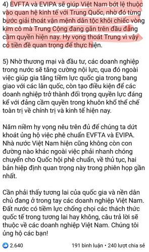 evfta_lecongdinh