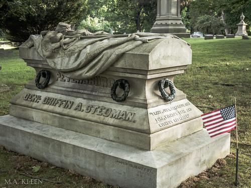 Brig. Gen. Griffin Alexander Stedman, Jr. (1838-1864)