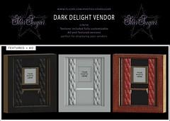 Dark Delight vendor Add