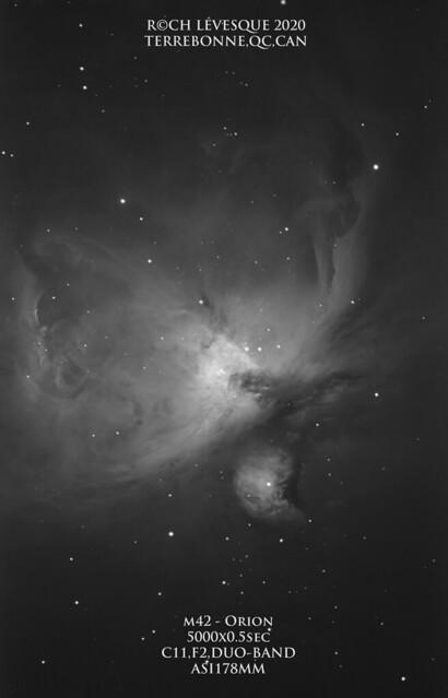 M42-Orion Nebula