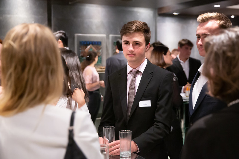Sixth Form Business Dinner 2020