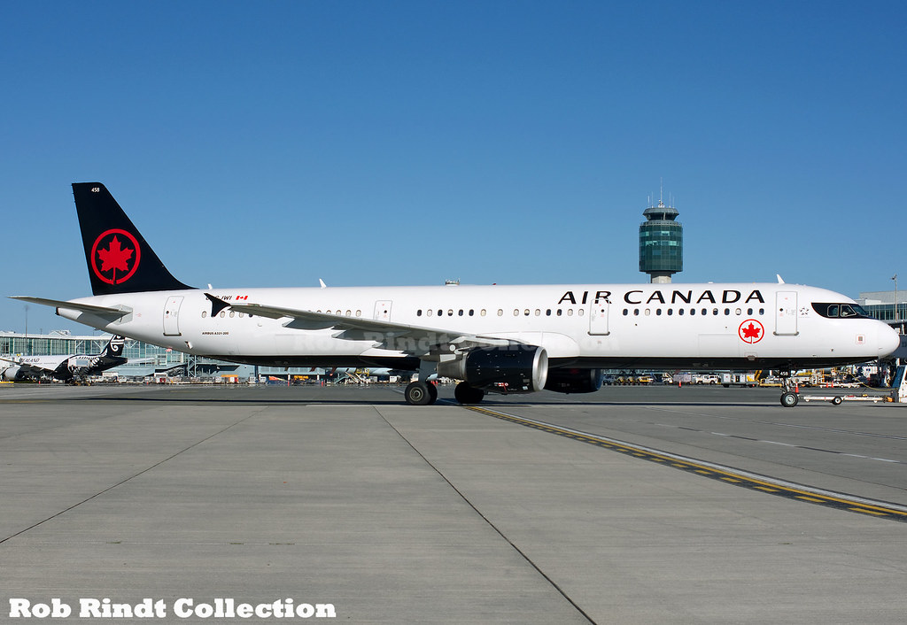 Air Canada A321-211 C-GJWI